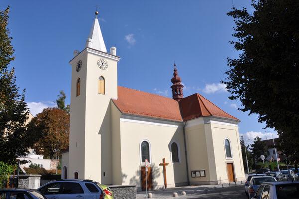 Kostel svatého Vavřince (Brno-Řečkovice)