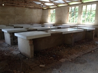 Laboratorní stoly